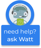 Watt bot icon